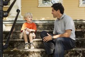 Casa volunteer and foster child