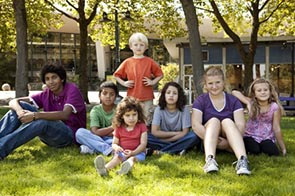 Change the lives of abused and neglected children.