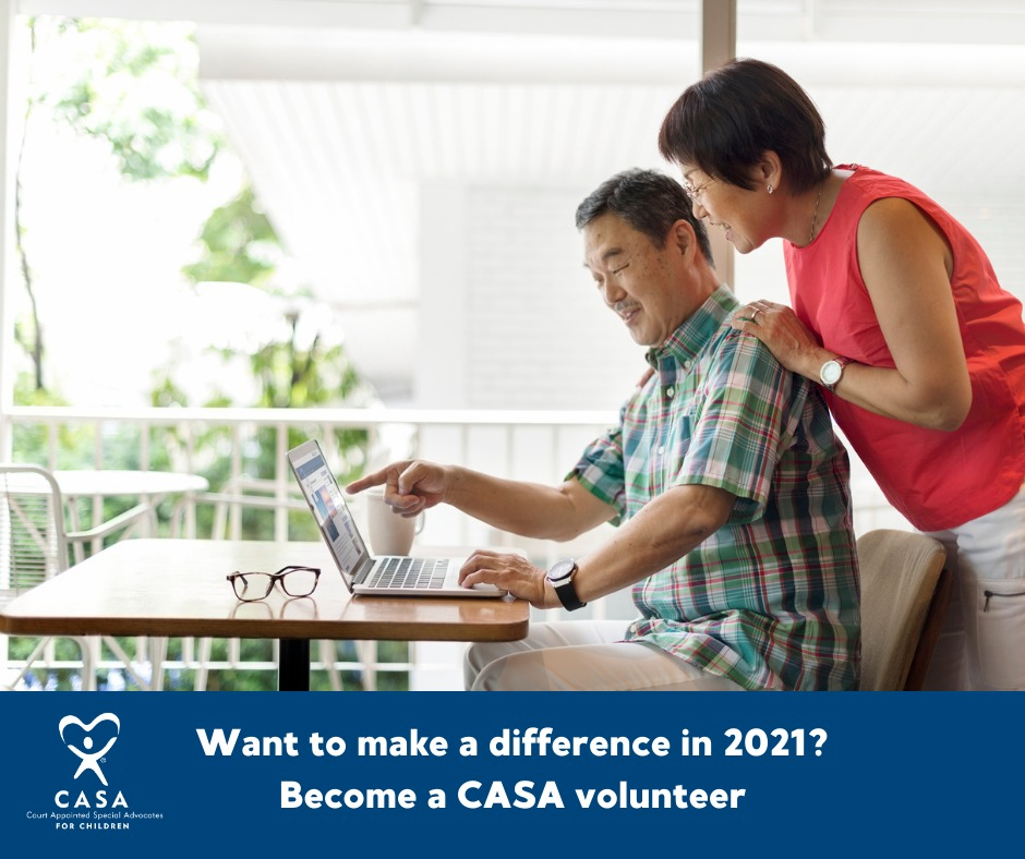 Become a CASA in 2021